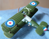 4th Sqn. Australian Flying Corps Sopwith Snipe Markings