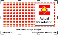 Canadian 1st Corps